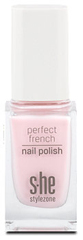 s.he stylezone perfect french nail polish Nagellack