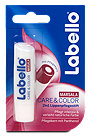 Labello 2in1 Lippenpflegestift Care&Colour Marsala