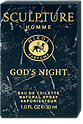 Nikos Sculpture Homme God's Night EdT