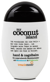treaclemoon my coconut island Hand&Nagelbalm
