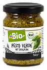 dmBio Pesto Verde mit Basilikum