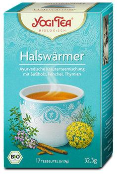 Yogi Tea Halswärmer Tee