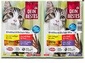 Dein Bestes Katzensnack Knabberstäbchen-Mix