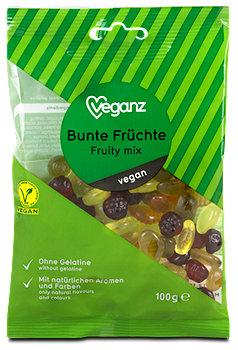 veganz Bunte Früchte vegan