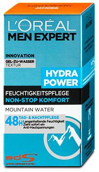 L'Oréal Men Expert Non-Stop Feuchtigkeitspflege Hydra Power