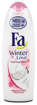 Fa Winter Love Coconut Kiss Duschcreme