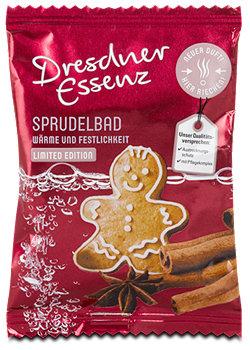 Dresdner Essenz Sprudelbad Wärme und Festlichkeit