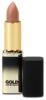 L'Oréal Color Riche Gold Obsession Lippenstift
