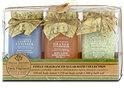 Geschenkset Finely Fragranced Sugar Bath Collection
