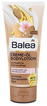 Balea Creme-Öl Bodylotion samtweiche Intensivpflege
