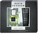 David Beckham Instinct Duftset Duschgel & EdT