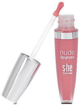 s.he stylezone nude Lipgloss