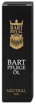Bart Royal Bartpflege Öl Neutral