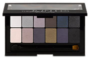 Maybelline The Rock Nudes Lidschatten Palette
