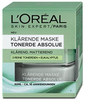 L'Oréal Skin Expert Klärende Maske Tonerde Absolue