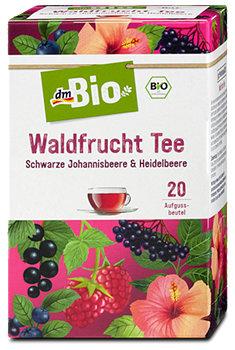 dmBio Waldfrucht Tee