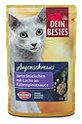 Dein Bestes Katzenfutter Lachs an Rahmspinatsauce