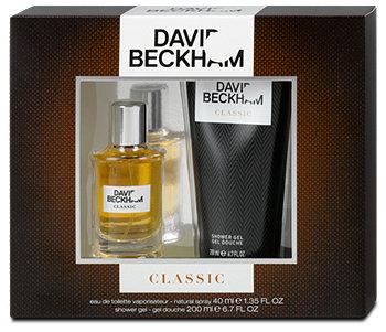 David Beckham Classic Duftset 2in1 Duschgel & EdT