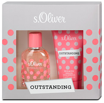 s.Oliver Outstanding Woman Duftset Duschgel & EdT