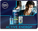 Nivea Men Pflegeset Active Energy