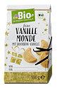 dmBio feine Vanille Monde mit Bourbon-Vanille