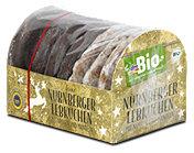 dmBio feine Nürnberger Lebkuchen mit Nüssen und Mandeln