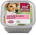 Dein Bestes Hundefutter mit Kalb & Lamm klassisch