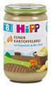 Hipp Menü Feiner Kartoffelbrei mit Karotten & Bio-Rind