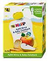 Hipp Früchtemischung Apfel-Birne & Baby-Zwieback