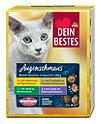 Dein Bestes Augenschmaus Katzenfutter Beutel-Variation in Sauce