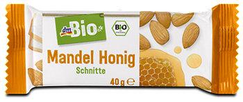 dmBio Mandel Honig Schnitte