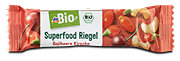 dmBio Superfood Riegel Gojibeere Kirsche