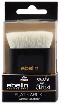 ebelin Professional make up artist Pinsel Flat Kabuki
