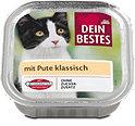 Dein Bestes Katzenfutter klassisch mit Pute