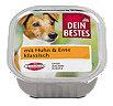 Dein Bestes Hundefutter mit Huhn & Ente klassisch Schälchen