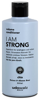 udowalz volume conditioner I Am Strong