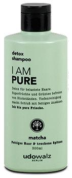 udowalz detox shampoo I Am Pure
