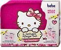 bebe Zartpflege 4-teiliges Pflegeset Hello Kitty