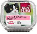 Dein Bestes Katzenfutter klassisch mit Kalb & Geflügel