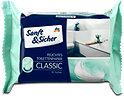 Sanft&Sicher feuchtes Toilettenpapier Classic