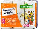 Saugstark&Sicher Küchentücher Design