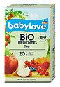 babylove Bio Babytee Früchte