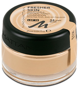 Manhattan Fresher Skin Make-up