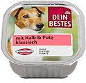 Dein Bestes Hundefutter mit Kalb & Pute klassisch