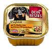 Dein Bestes Exquisit Hundefutter 60% Huhn mit Filetstückchen