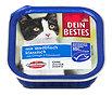 Dein Bestes klassisch Katzenfutter mit Weißfisch