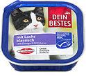 Dein Bestes klassisch Katzenfutter mit Lachs