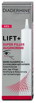 Diadermine Lift+ Super Filler tiefenwirksame Augencreme