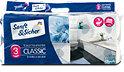 Sanft&Sicher Toilettenpapier Classic 3-lagig