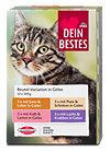 Dein Bestes Katzenfutter Beutel-Variation in Gelee